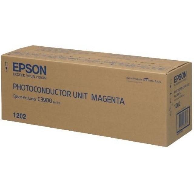 Epson C13S051202 оригинален червен барабанен модул