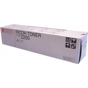 Ricoh CT105BLK оригинална черна тонер касета 3612S