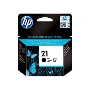 HP C9351AE черна мастилена касета 21