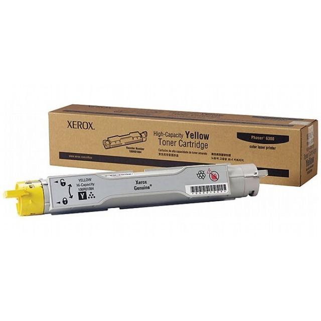Xerox 106R01084 оригинална жълта тонер касета