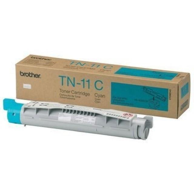 Brother TN-11C оригинална синя тонер касета