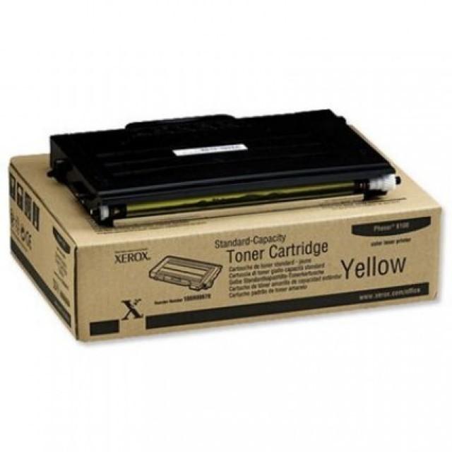 Xerox 106R00678 оригинална жълта тонер касета
