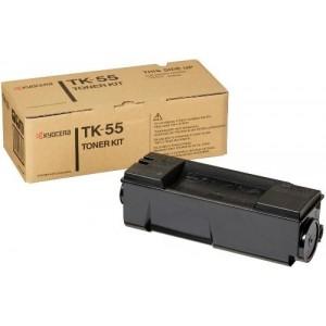 Kyocera TK-55 оригинална черна тонер касета
