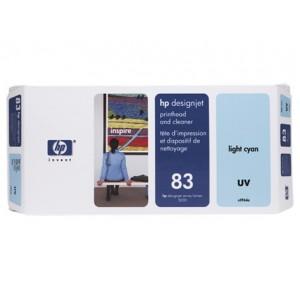 HP C4964A светло синя UV печатаща глава 83