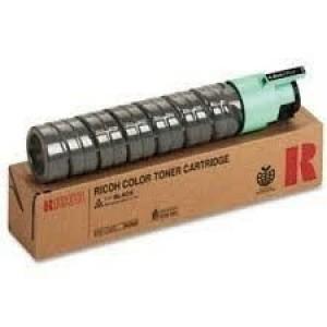 Ricoh MPC3501BLK оригинална черна тонер касета