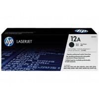 HP Q2612A оригинална черна тонер касета 12A