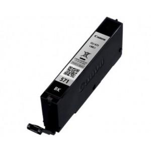Canon CLI-571BK черна мастилена касета
