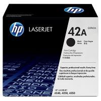 HP Q5942A оригинална черна тонер касета 42A