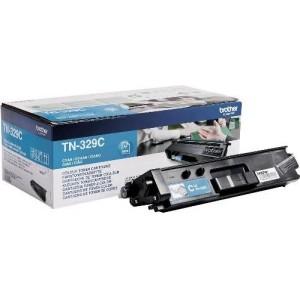 Brother TN-329C оригинална синя тонер касета