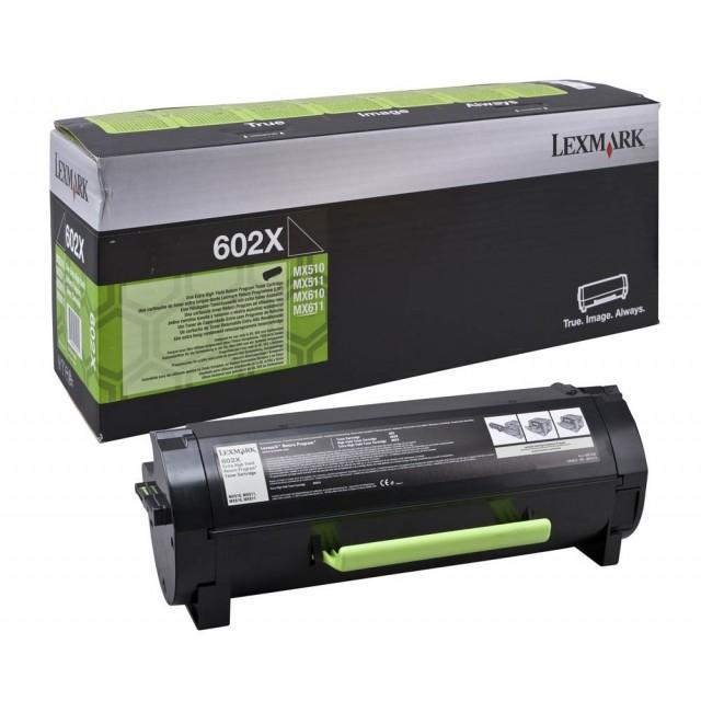 Lexmark 60F2X00 оригинална черна тонер касета (Return Program)