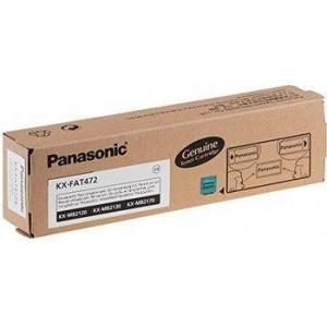 Panasonic KX-FAT472 оригинална черна тонер касета