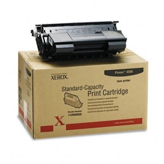 Xerox 113R00656 оригинална черна тонер касета