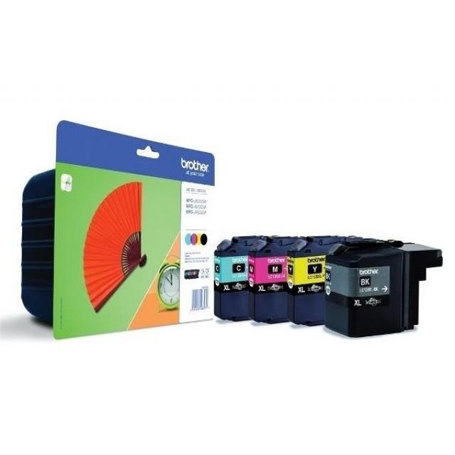 Brother LC-129XL комплект CMYK мастилени касети