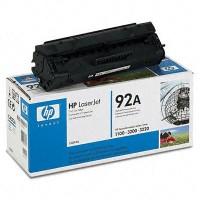 HP C4092A оригинална черна тонер касета 92A