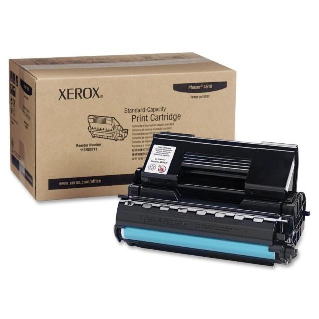 Xerox 113R00711 оригинална черна тонер касета