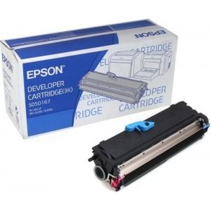 Epson C13S050167 оригинална черна тонер касета