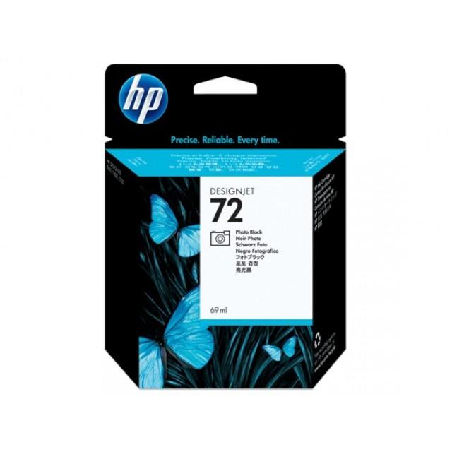 HP C9397A фото черна мастилена касета 72