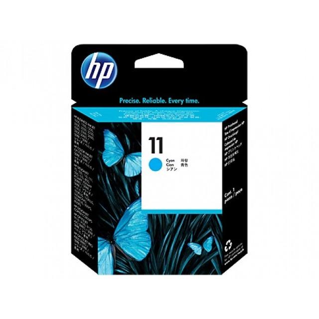 HP C4811A синя печатаща глава 11
