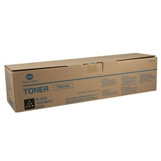 Konica Minolta TN-210K оригинална черна тонер касета