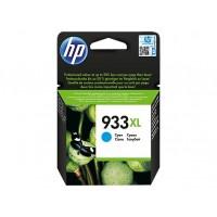 HP CN054AE синя мастилена касета 933XL