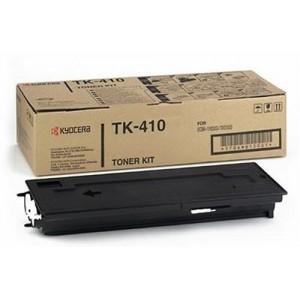 Kyocera TK-410 оригинална черна тонер касета