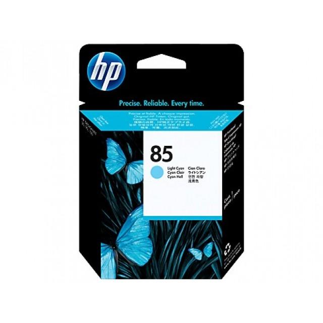 HP C9423A светло синя печатаща глава 85