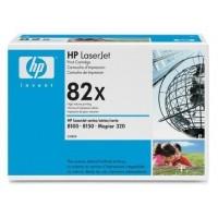 HP C4182X оригинална черна тонер касета 82X