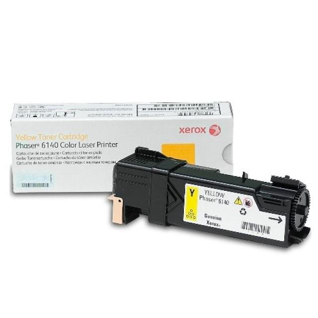 Xerox 106R01483 оригинална жълта тонер касета