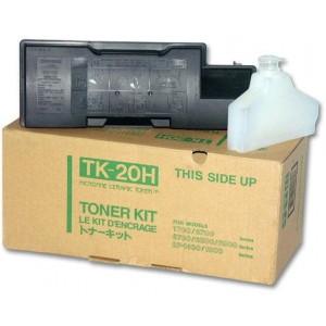 Kyocera TK-20H оригинална черна тонер касета