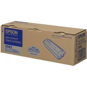 Epson C13S050582 оригинална черна тонер касета