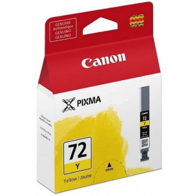 Canon PGI-72Y жълта мастилена касета