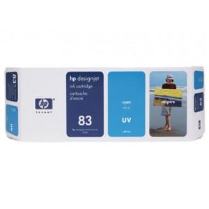 HP C4941A синя UV мастилена касета 83