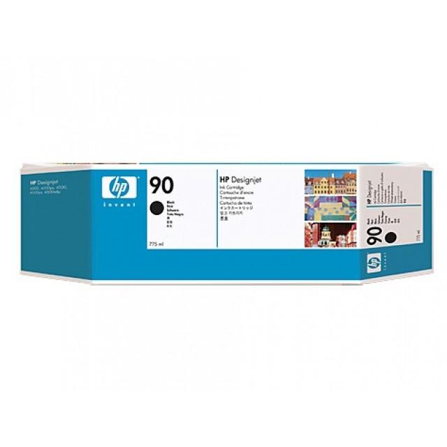 HP C5095A пакет 3 черни мастилени касети 90