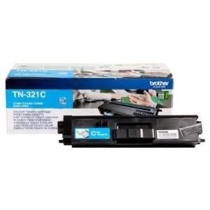Brother TN-321C оригинална синя тонер касета