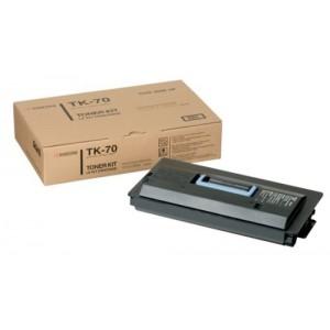 Kyocera TK-70 оригинална черна тонер касета