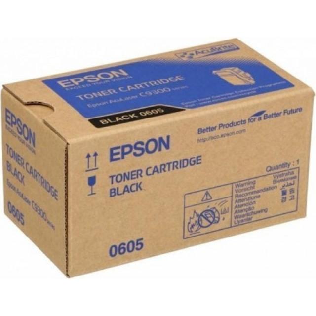Epson C13S050605 оригинална черна тонер касета