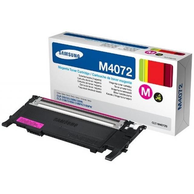 Samsung CLT-M4072S оригинална червена тонер касета