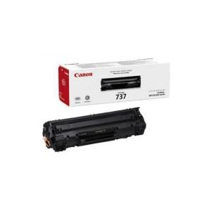 Canon CRG-737 оригинална черна тонер касета
