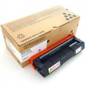 Ricoh SPC310SYBLK оригинална черна тонер касета 406348