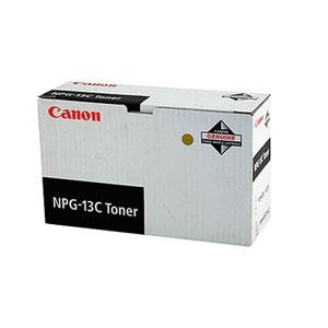 Canon NPG-13C оригинална черна тонер касета