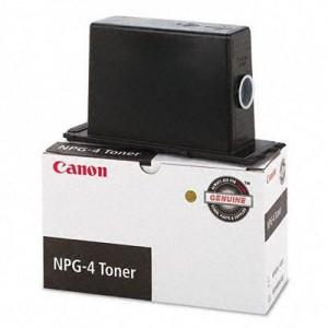 Canon NPG-4 оригинална черна тонер касета