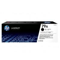HP CF279A оригинална черна тонер касета 79A