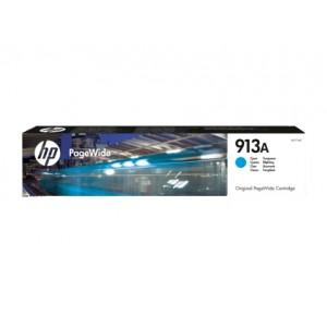 HP F6T77AE синя мастилена касета 913А