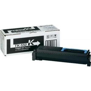 Kyocera TK-550K оригинална черна тонер касета