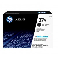 HP CF237A оригинална черна тонер касета 37A
