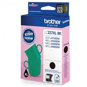 Brother LC-227XLBK черна мастилена касета