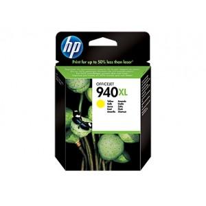 HP C4909AE жълта мастилена касета 940XL