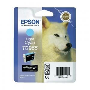 Epson T0965 светлосиня мастилена касета