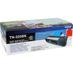 Brother TN-325BK оригинална черна тонер касета