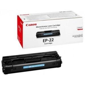 Canon EP-22 оригинална черна тонер касета